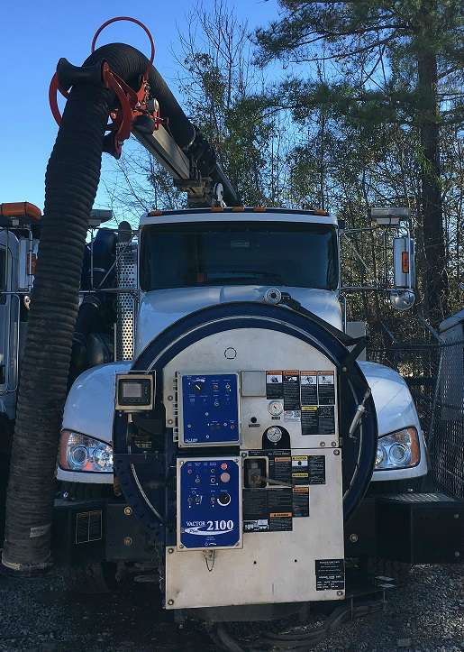 2013 Vactor 2112 Plus Combination Sewer Cleaner - Pd  Tanker Trailer