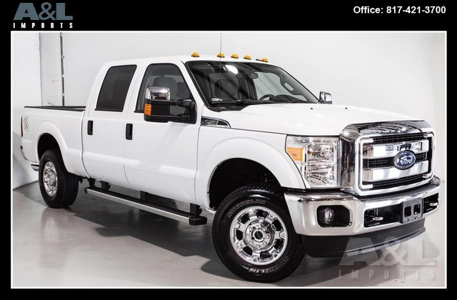 2016 Ford Super Duty F-250 Srw  Pickup Truck