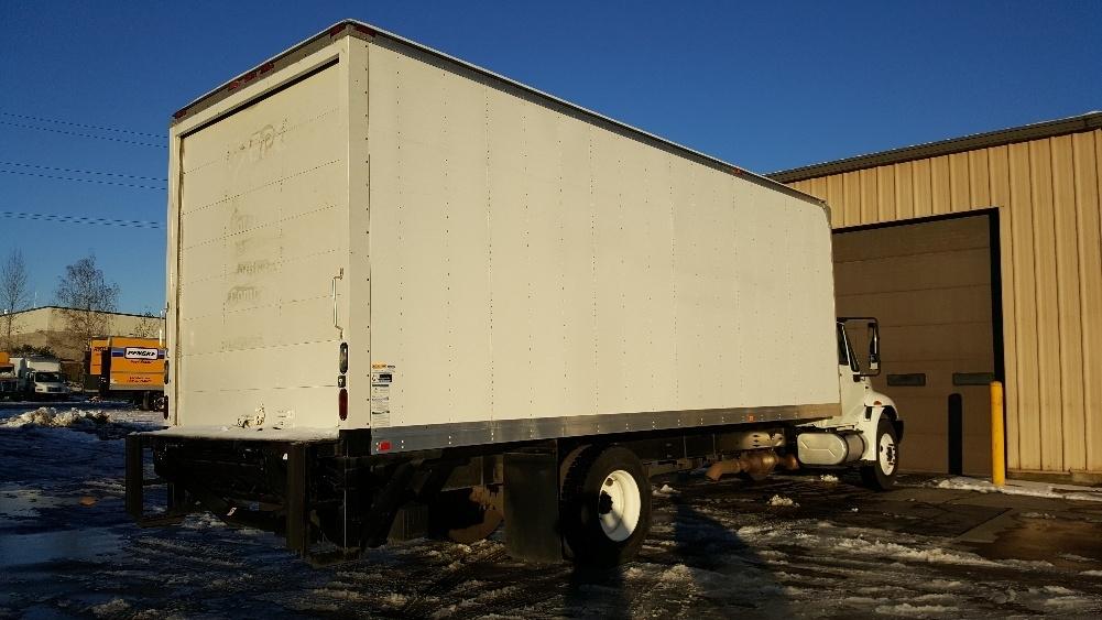2013 International Durastar 4300 Box Truck - Straight Truck, 2
