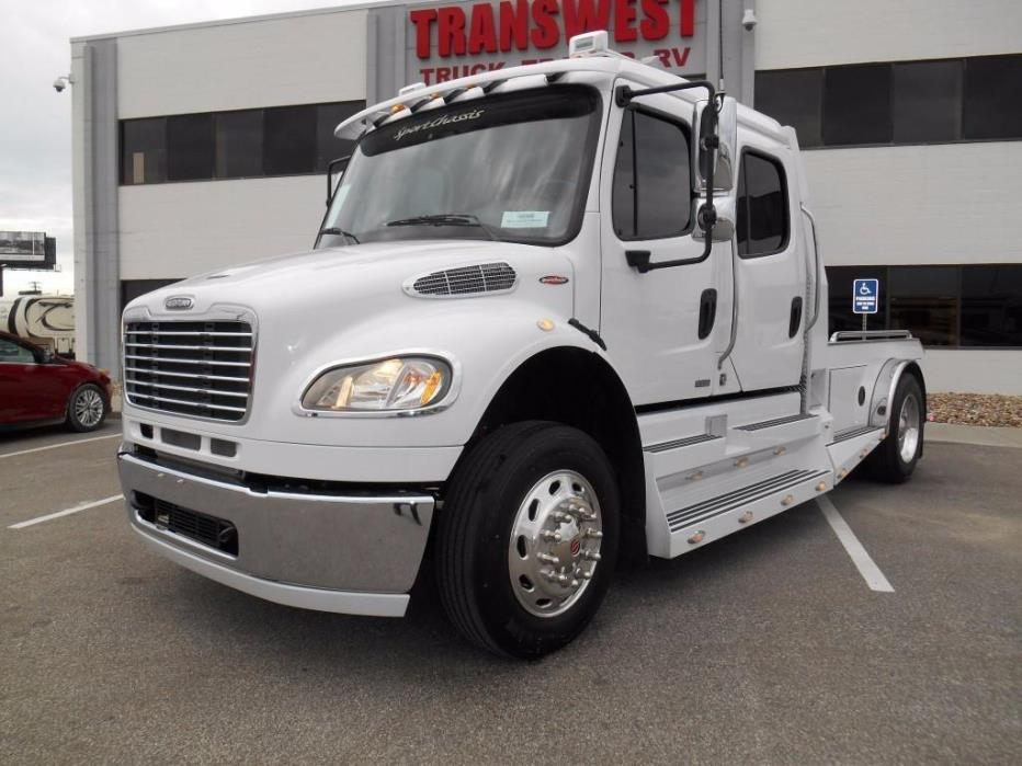 2012 Freightliner Business Class M2 106 Expeditor-Hotshot