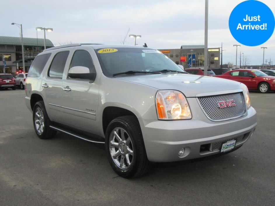 Gmc yukon iowa cars for sale for Motor city gmc service department