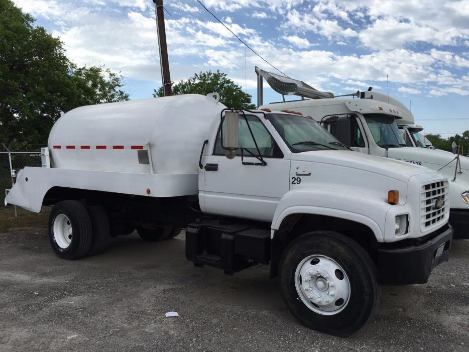 1997 Chevrolet Kodiak  Tanker Truck