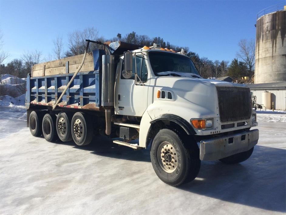 2003 Sterling Lt9513  Dump Truck