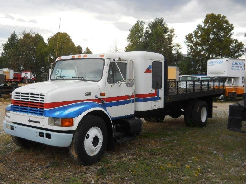 flatbed truck for sale in alabama. Black Bedroom Furniture Sets. Home Design Ideas