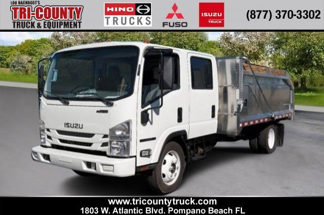 2016 Isuzu Truck Commercial Trk Landscape Truck