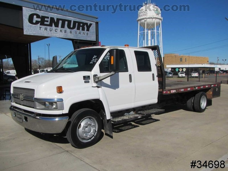 2006 Chevrolet C4500 Flatbed Truck