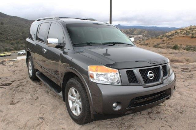 2012 nissan armada sv cars for sale. Black Bedroom Furniture Sets. Home Design Ideas