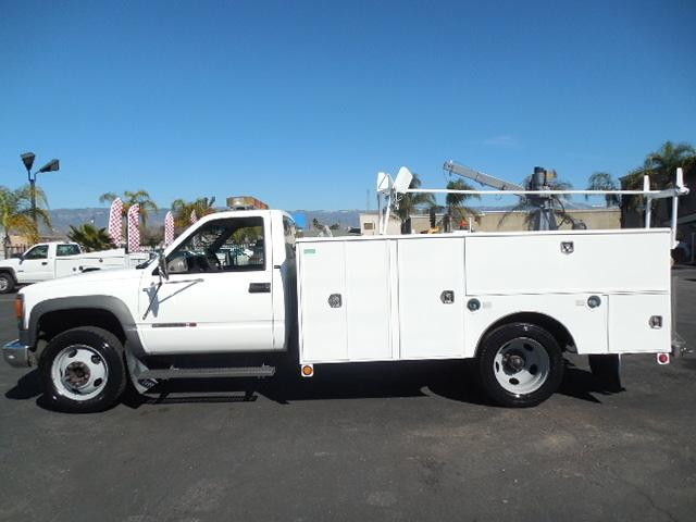 1998 Gmc 3500 Hd Mechanics Truck