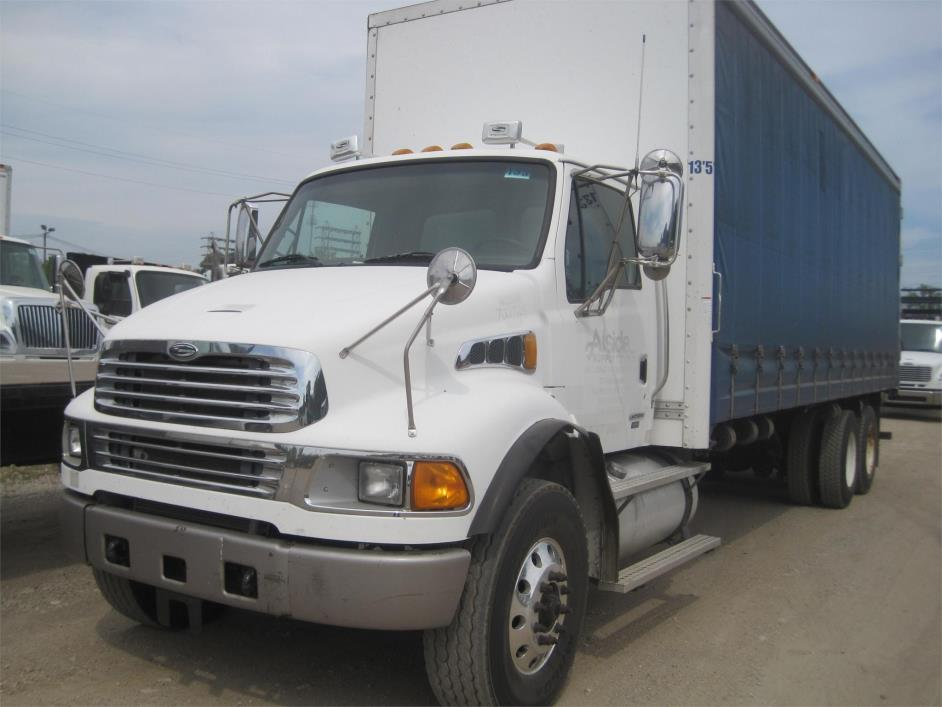 2007 Sterling Acterra Box Truck - Straight Truck