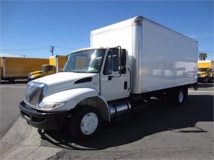 2011 International 4300  Box Truck - Straight Truck
