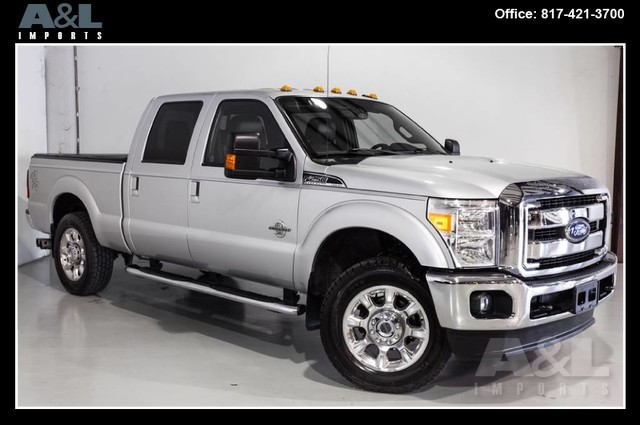 2012 Ford Super Duty F-250 Srw  Pickup Truck