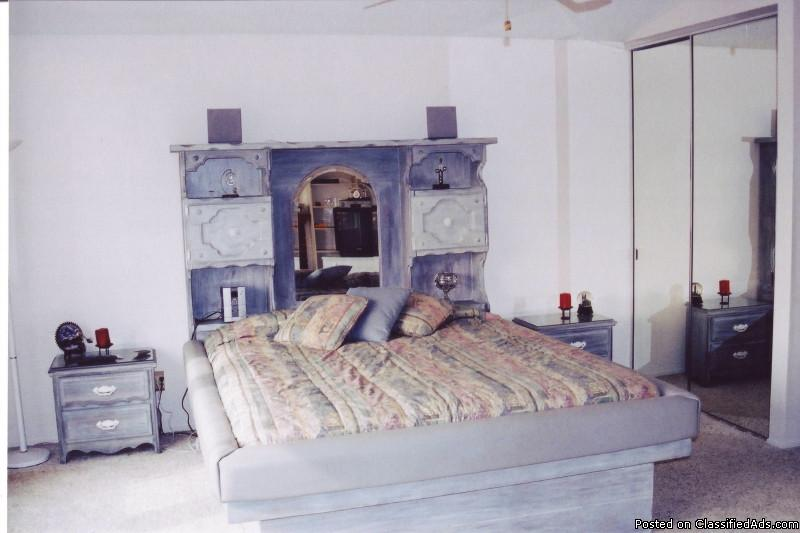 Custom-Made Bedroom Set