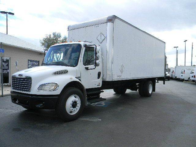 2007 Freightliner Business Class M2 106 Box Truck - Straight Truck