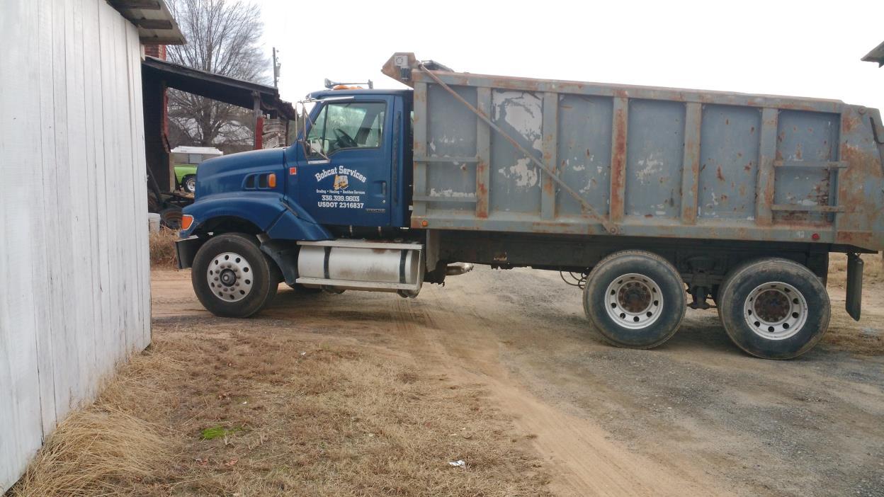Dump Truck For Sale In North Carolina 1961 Ford 2000 Sterling Lt8511