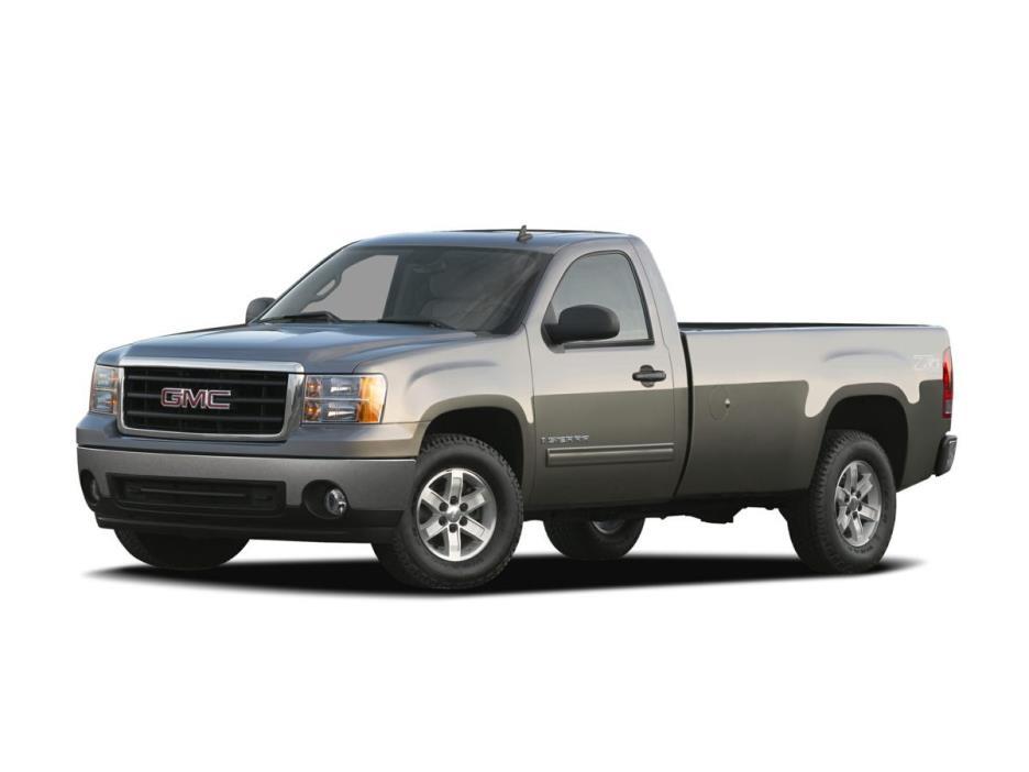 2010 Gmc Sierra 1500  Pickup Truck