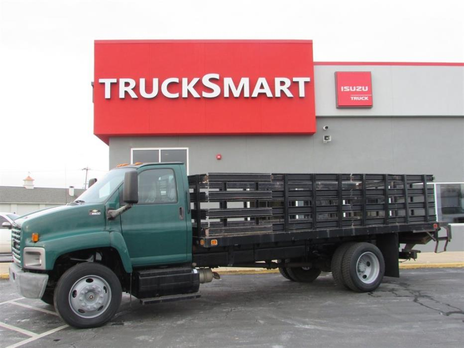 2006 Chevrolet C6500 Stake Bed