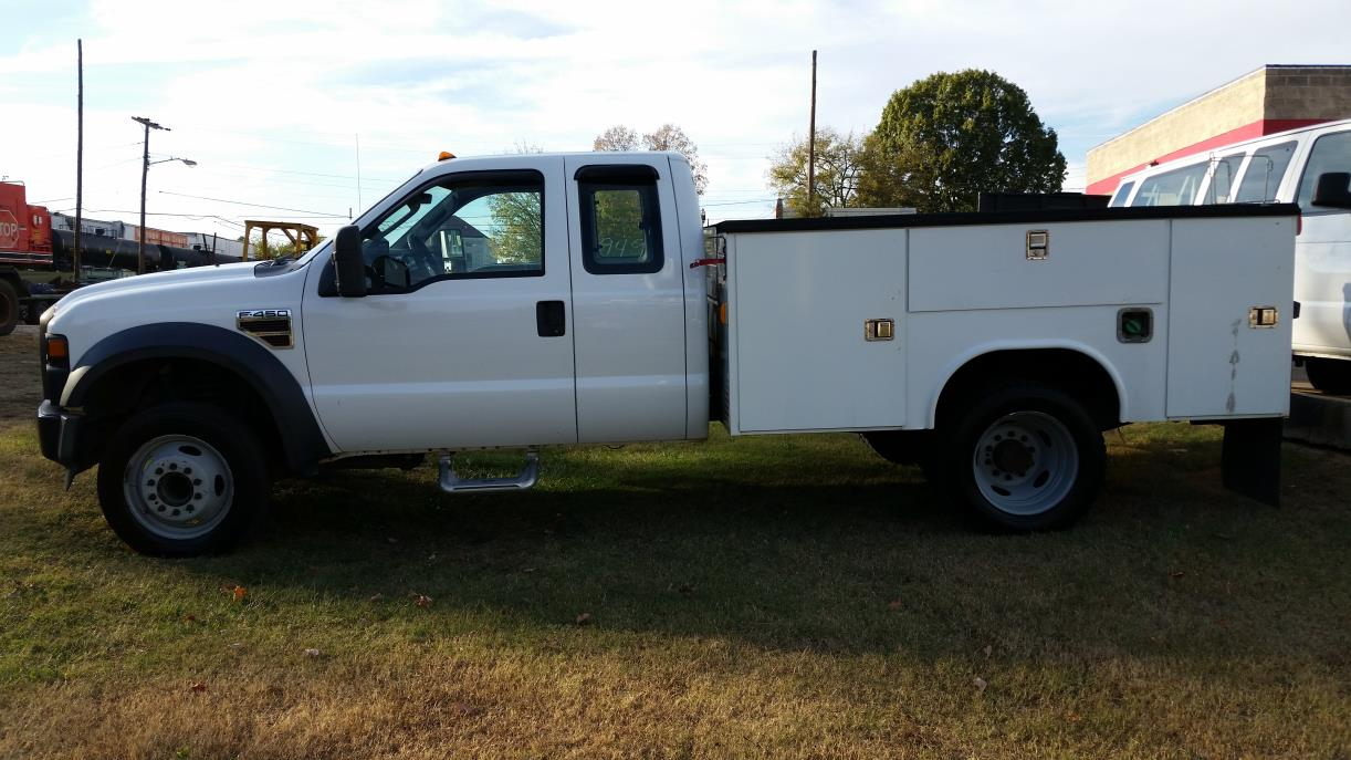 2008 Ford F450  Utility Truck - Service Truck
