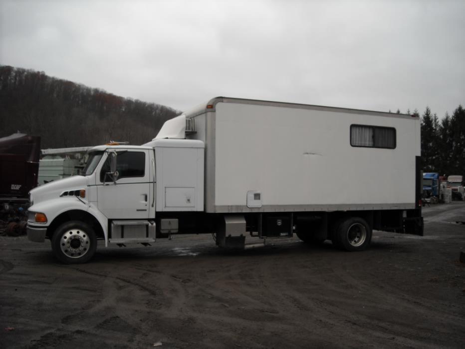 2002 Sterling Truck Box Truck - Straight Truck