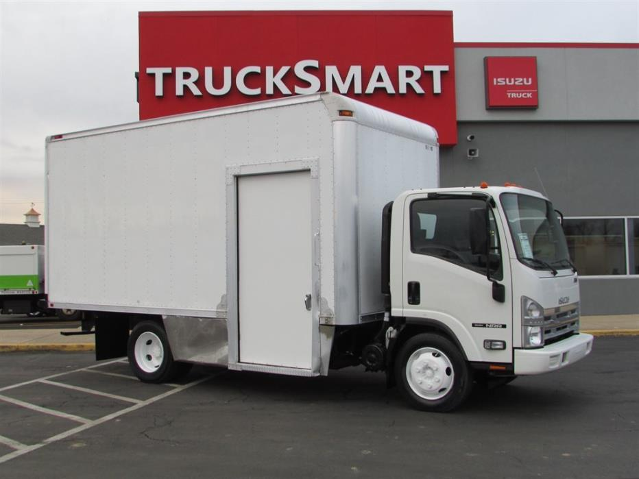 2010 Gmc W5500hd Box Truck - Straight Truck