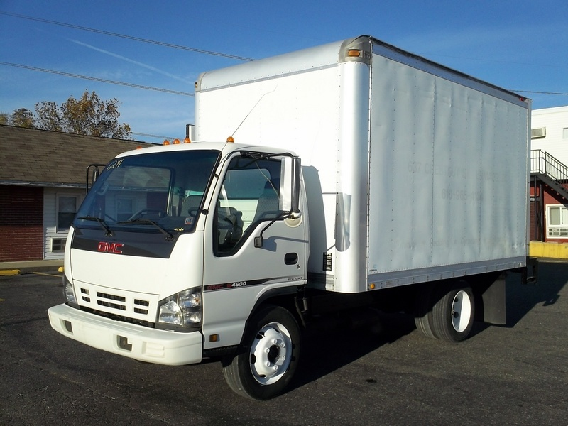 2006 Gmc W4500 Box Truck - Straight Truck