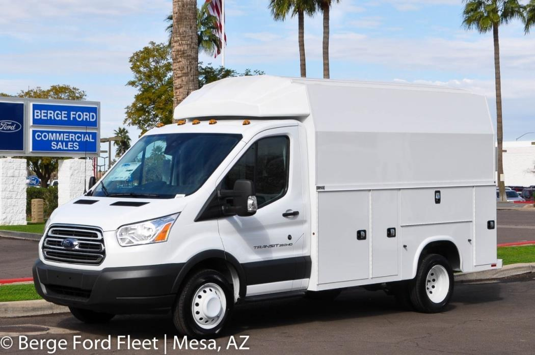 2017 Ford Transit  Dry Van