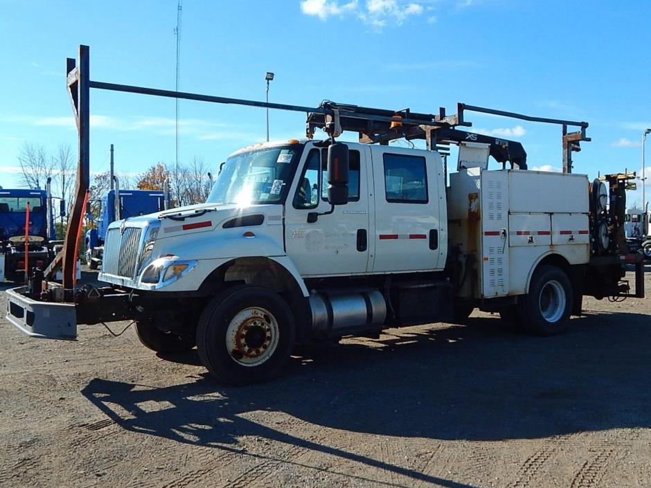 2006 International Workstar 7500  Crane Truck
