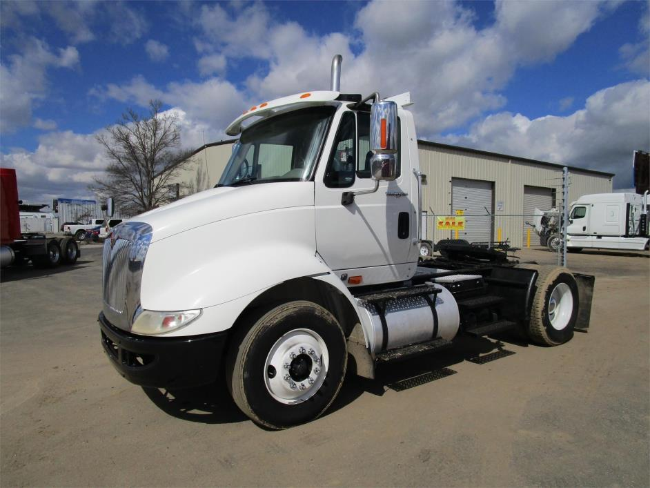 2010 International Transtar 8600  Conventional - Day Cab