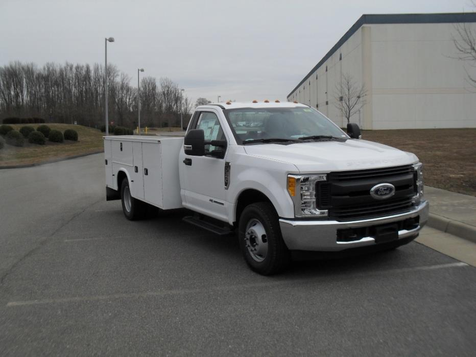 2017 Ford F350  Utility Truck - Service Truck