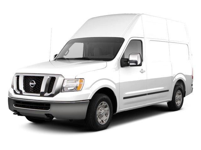 2012 Nissan Nv Cargo Van