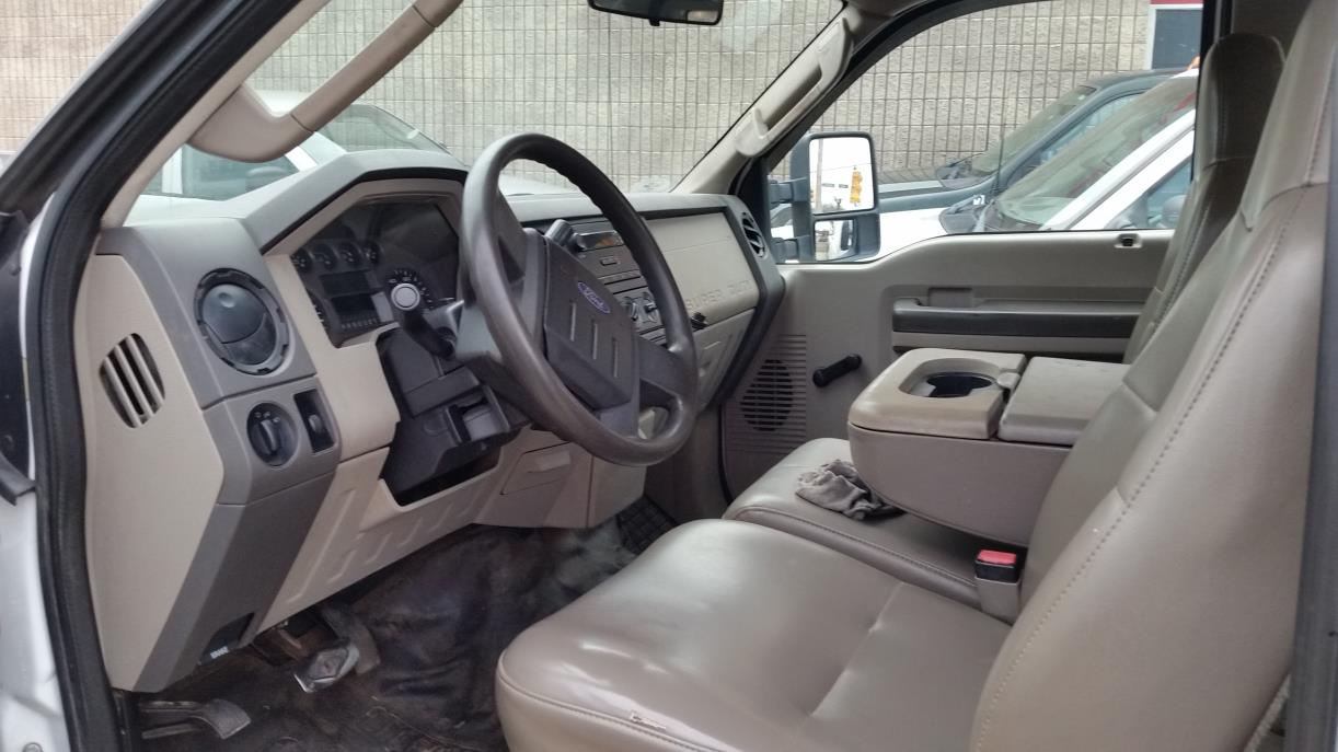 2008 Ford F450 Utility Truck - Service Truck, 4