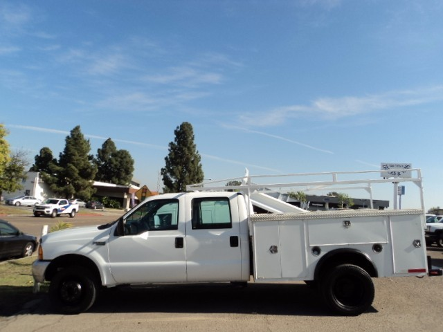 1999 Ford F550  Contractor Truck