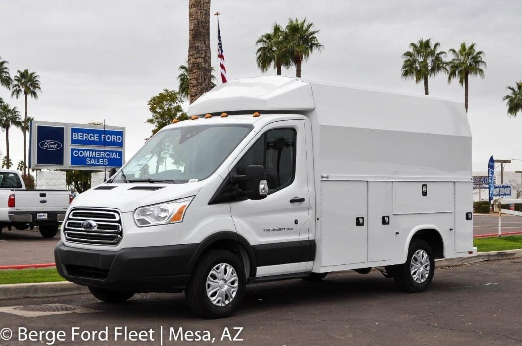 2017 Ford Transit  Plumber Service Truck