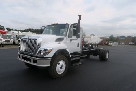 2008 International 7300  Cab Chassis