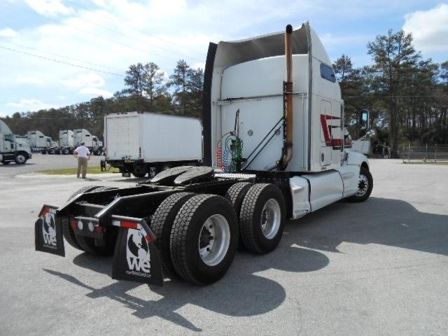 2013 Kenworth T660 Conventional - Sleeper Truck, 6
