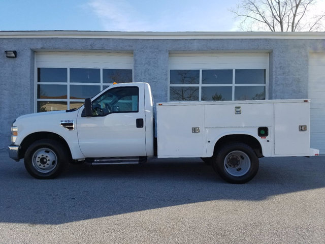 2008 Ford Super Duty F-350 Drw Toolbox Contractor Truck