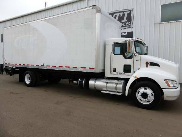 2013 Kenworth T270 Box Truck - Straight Truck