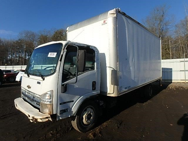 2008 Chevrolet W5500 Box Truck - Straight Truck