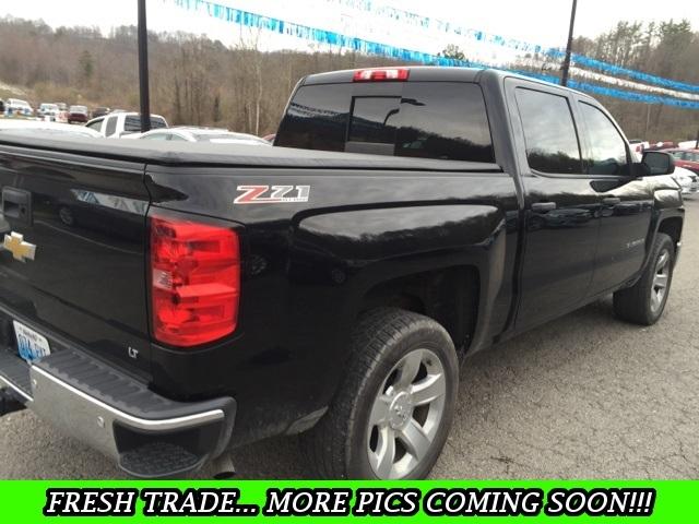 2014 Chevrolet Silverado 1500 Pickup Truck, 4