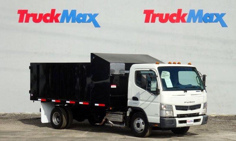 2012 Mitsubishi Fuso Fe125  Dump Truck
