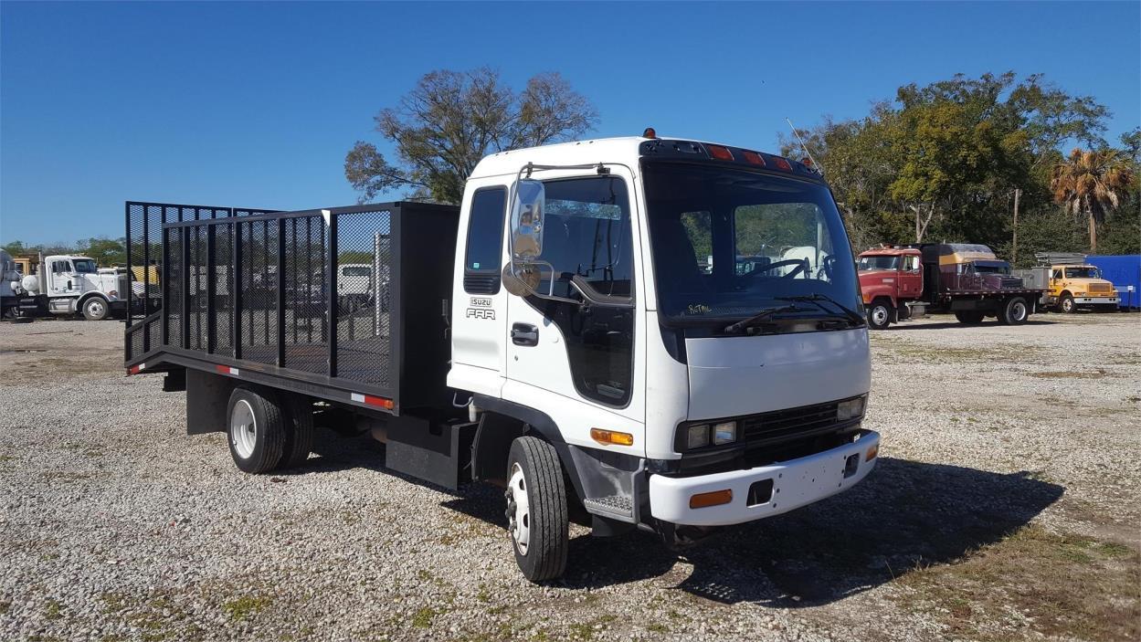 2001 Isuzu Frr Landscape Truck