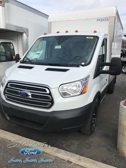 2017 Ford Transit-350  Cab Chassis