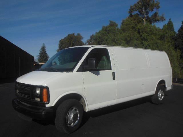 1999 Chevrolet Express G250  Cargo Van
