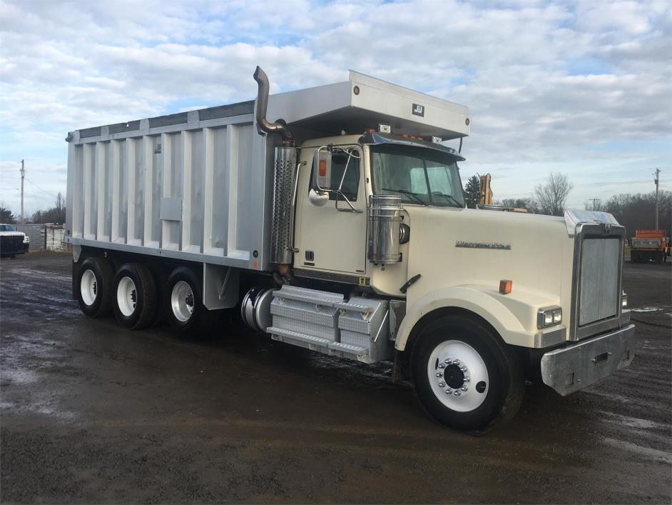 2012 Western Star 4900sa Dump Truck