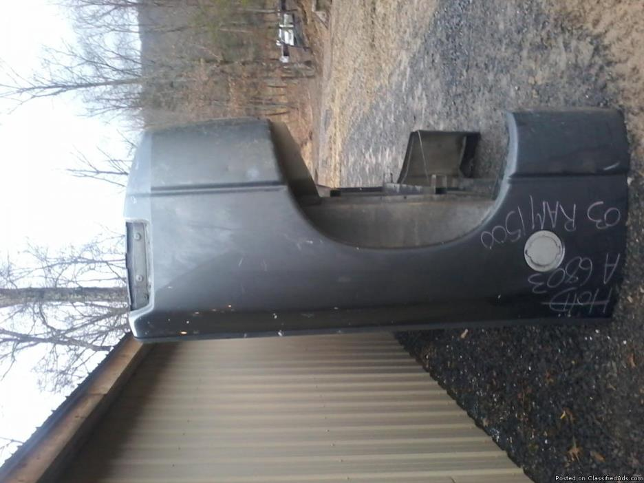 2002-2008 Dodge Ram 6ft bed no rust