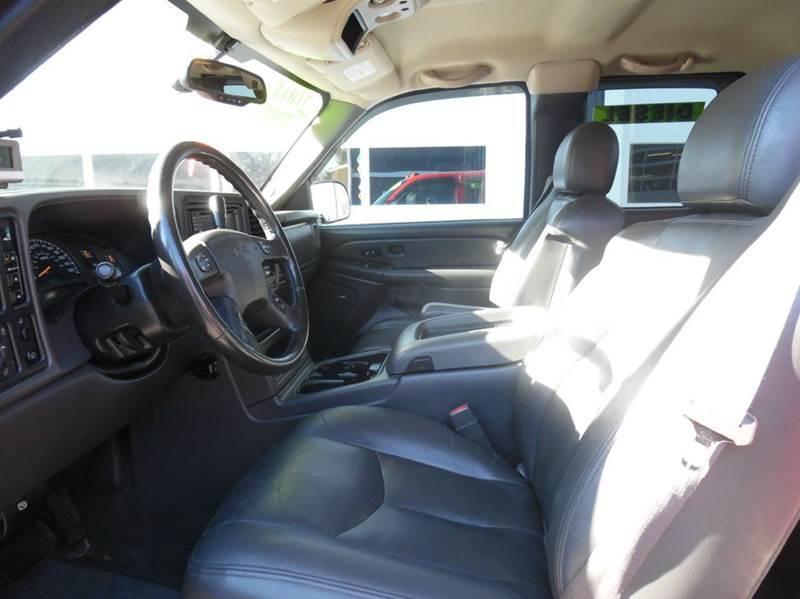 2004 Gmc Sierra 2500hd Pickup Truck, 8