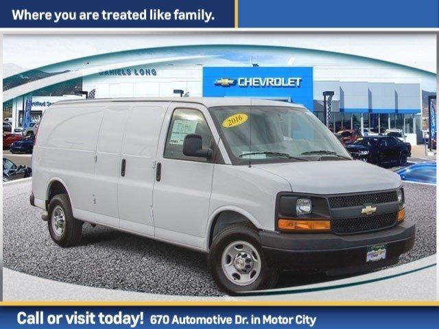 2016 Chevrolet Express 3500  Cargo Van