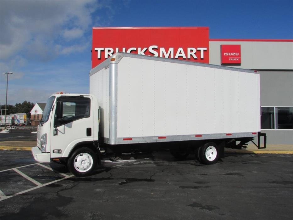 2012 Gmc W4500 Box Truck - Straight Truck