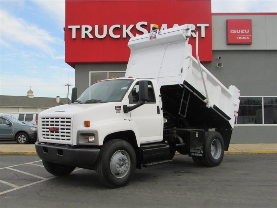 2005 Gmc C8500 Dump Truck