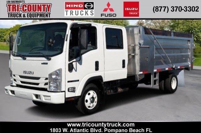 2017 Isuzu Truck Commercial Trk  Dump Truck