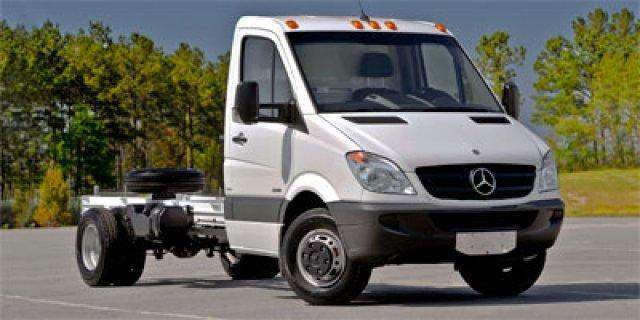 2011 Mercedes-Benz Sprinter 3500 Cargo Van